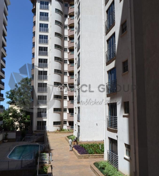 Spacious 3 Bedroom All En-suite Plus Dsq, Argwings Kodhek Road, Lavington, Nairobi, Flat for Sale