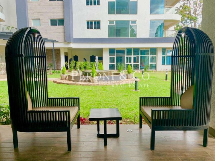 Furnished Trident Grand Apartment, Kileleshwa, Nairobi, Flat for Rent