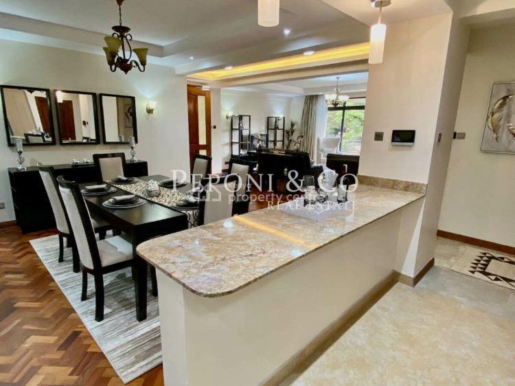 Fabulous Furnished Apartment on Riverside Drive, Riverside Mews, Lavington, Nairobi, Flat for Rent