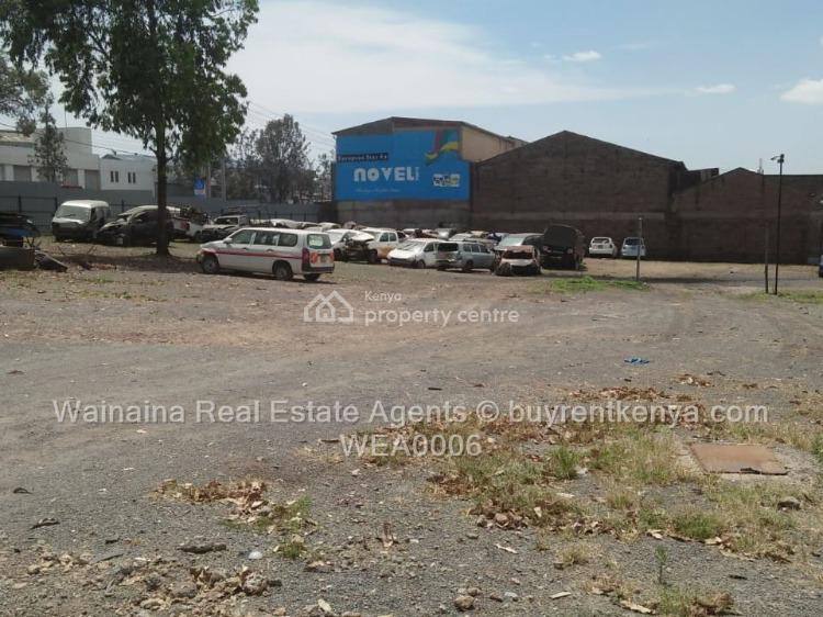 Prime 1 Acre Vacant Plot, Enterprice Road, Industrial Area, Embakasi, Nairobi, Land for Sale