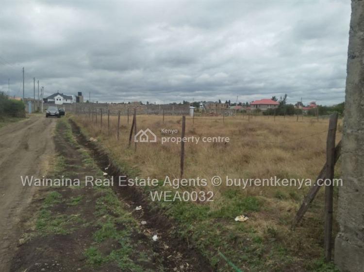 Prime Residential Plots, Kamulu, Kipawa Area, Kangundo Central, Machakos, Residential Land for Sale