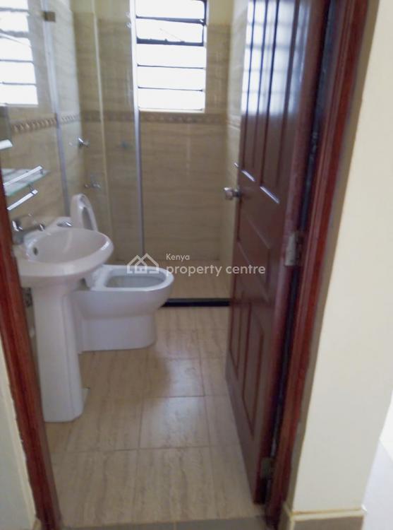 Spacious 3 Bedroom Apartment Master En-suite + Dsq, Off Limuru Rd Ruaka Town, Ruiru, Kiambu, Flat for Rent