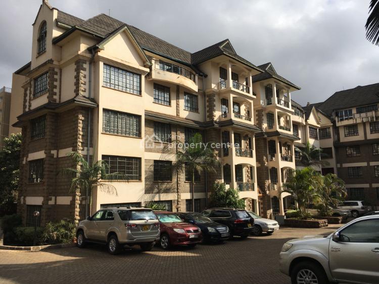 4 Bedroom Apartment, Kileleshwa, Nairobi, Flat for Rent
