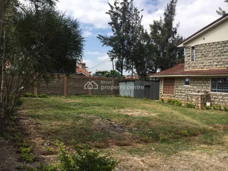 4 Bedroom Mansion, Syokimau/mulolongo, Machakos, Detached Duplex for Rent