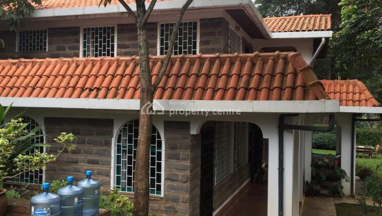 5 Bed Villa, Kitisuru, Nairobi, House for Rent