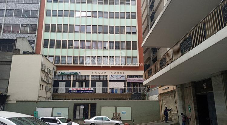 Solar House, Aga Khan Walk and Off Harambee Avenue, Nairobi Central, Nairobi, Office Space for Rent