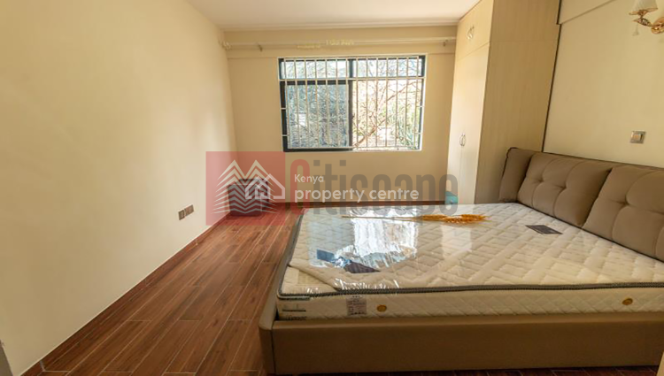 3 Bed All En-suite Plus Two Balconies and Dsq, Kilimani, Nairobi, Flat for Sale