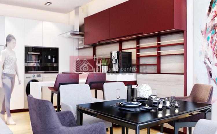 Dazzling 1 Bed Apartments, Kileleshwa, Nairobi, Flat for Sale