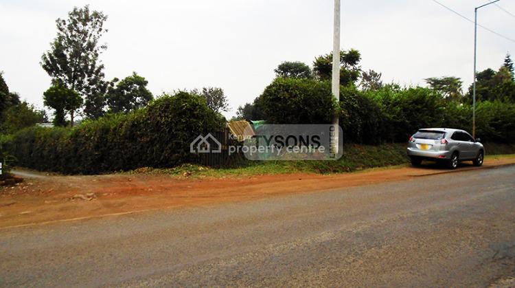Runda Estate Plot, Runda, Westlands, Nairobi, Land for Sale