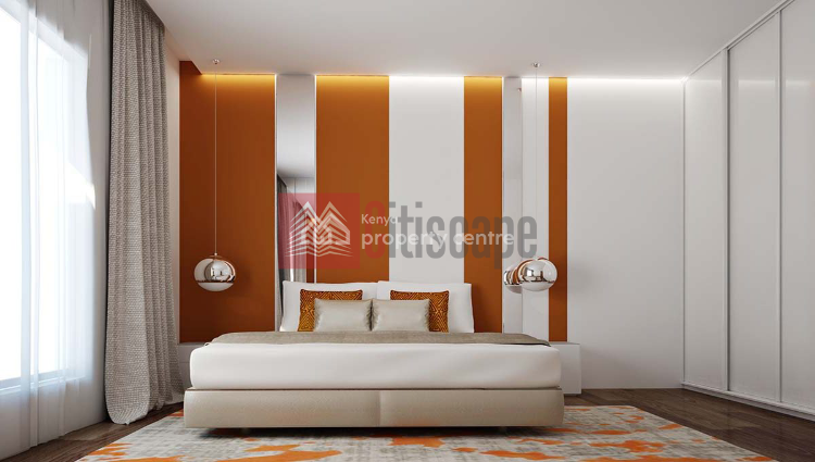 Prestigious 2 Bed Apartment, Lavington, Nairobi, Flat for Sale