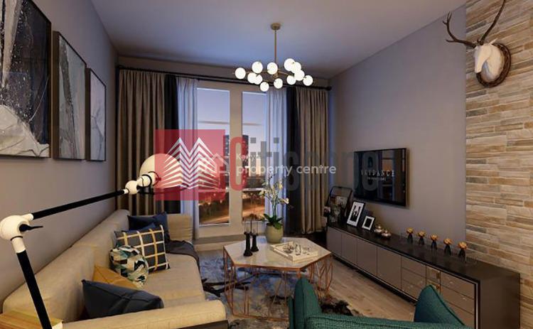 Exhilarating 1 Bed Apartment, Kileleshwa, Nairobi, Flat for Sale