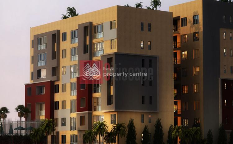 Greenwood City 2 Bedroom Apartments, Municipality, Meru, Flat for Sale