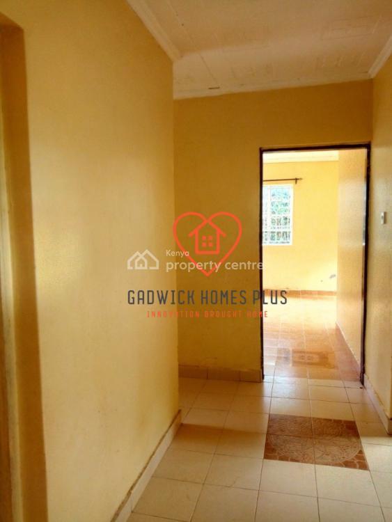 3 Bedroom Master En-suite Own Compound, Lower Kabete, Kabete, Kiambu, Flat for Rent