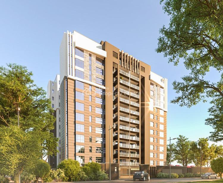 3 Bedrooms Apartment (9th Floor), Othaya Road, Lavington, Nairobi, Flat for Sale