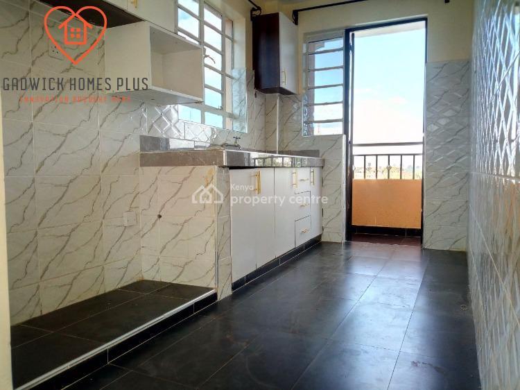 Very Cute and Spacious 1 Bedroom Apartment, Lower Kabete, Kabete, Kiambu, Flat for Rent