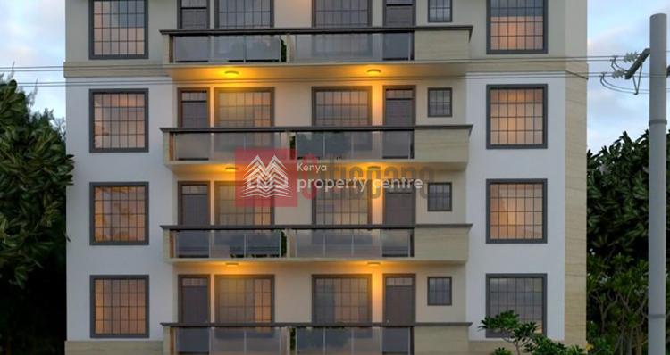 Executive 1 Bed Apartments, Kileleshwa, Nairobi, Flat for Sale