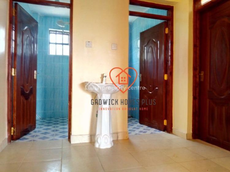 Very Spacious and Modern 2bedroom & Bed Master En-suite, Kabete, Kiambu, Flat for Rent
