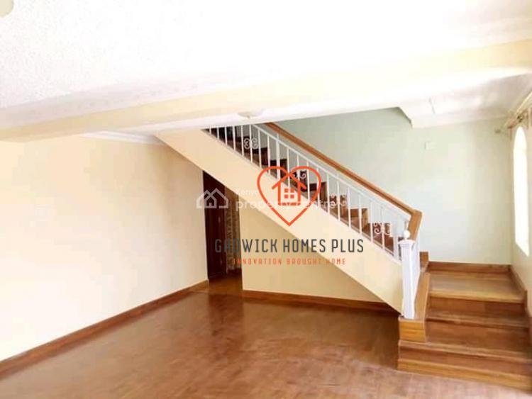 Elegant 4bedroom [2 Bedroom En-suite] Maisonette, Kabete, Kiambu, House for Rent