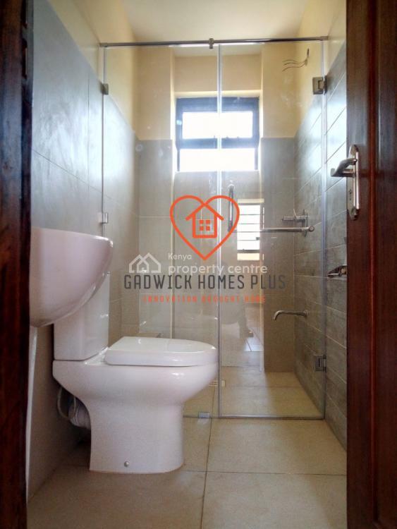Executive 3 Bedroom Master En-suite Apartment, Kabete, Kiambu, Flat for Rent