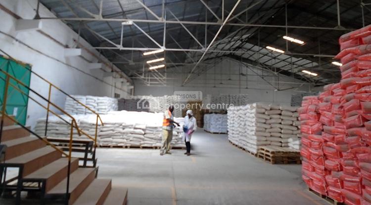 Flour Mill, Stanley Mathenge Road,, Biashara (naivasha), Nakuru, Warehouse for Sale