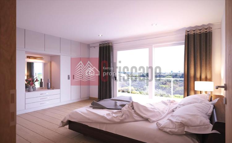Stylish 2 Bed Apartments, Kileleshwa, Nairobi, Flat for Sale