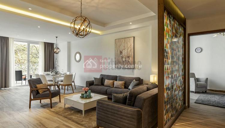 The Divine Suites: 1 Bed Furnished Apartments, Riverside Drive, Westlands, Nairobi, Flat for Sale