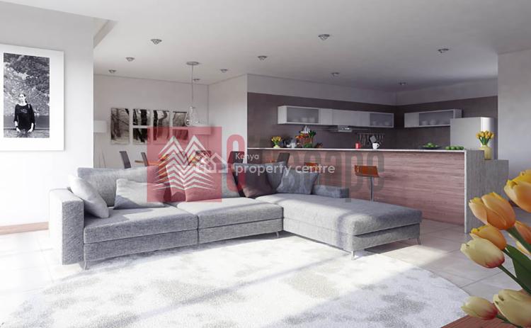 Unique 3 Bed Apartment with Dsq, Kileleshwa, Nairobi, Flat for Sale