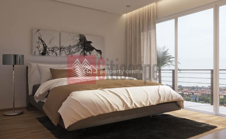 Unique 4 Bed Apartment + Dsq, Kileleshwa, Nairobi, Flat for Sale