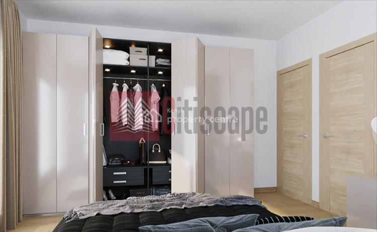 Stunning 2 Bed Apartment +dsqs, Kileleshwa, Nairobi, Flat for Sale