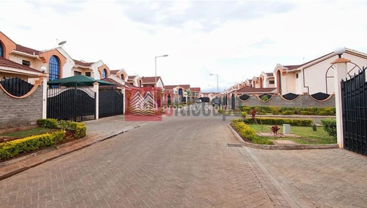 Elegant 4 Bed Townhouse, Mugumo-ini (langata), Nairobi, House for Sale