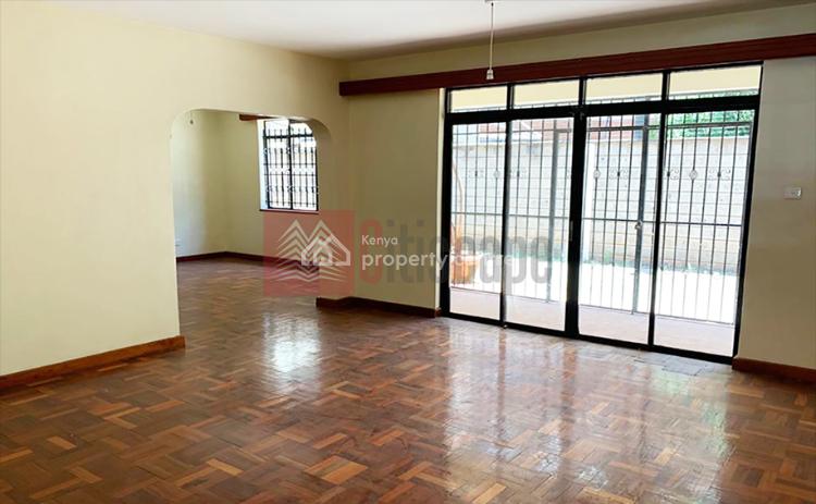 Super Spacious 4 Bed Townhouse, Along Mwingi Road, Kileleshwa, Nairobi, Townhouse for Sale