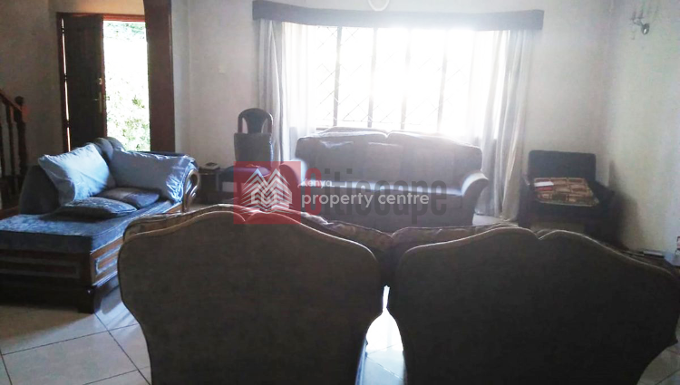 Capacious 4 Bedroom Townhouse, Lavington, Nairobi, Townhouse for Sale