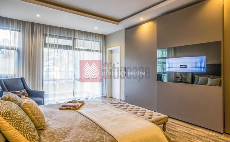 Captivating 3&4 Bed Apartments, Riverside Drive, Westlands, Nairobi, Flat for Sale