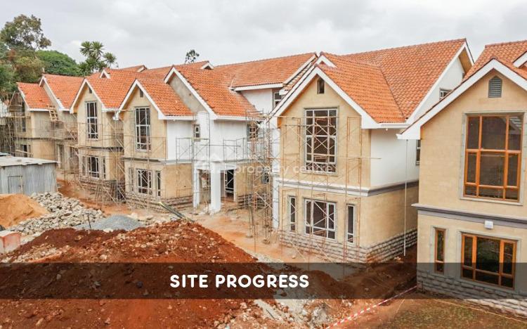 5 Bedroom Townhouses (corner Unit), Amboseli Drive, Off Gitanga Road, Lavington, Nairobi, Townhouse for Sale
