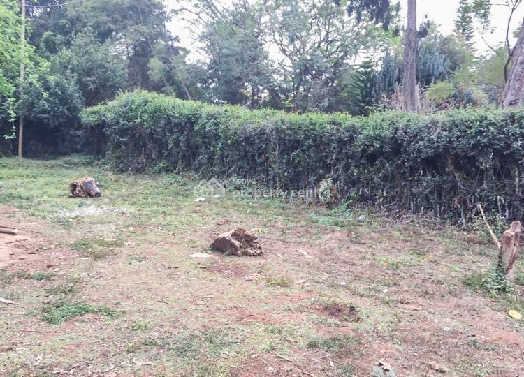 0.72 Acre Plot, Amboseli Road, Lavington, Nairobi, Land for Sale