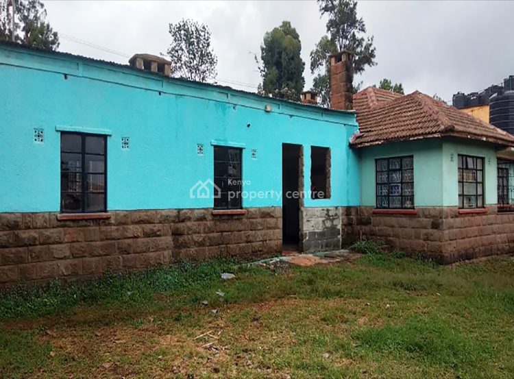 5 Bed Commercial Bungalow, Mountain View Area Off Waiyaki Way, Westlands, Nairobi, Commercial Property for Rent