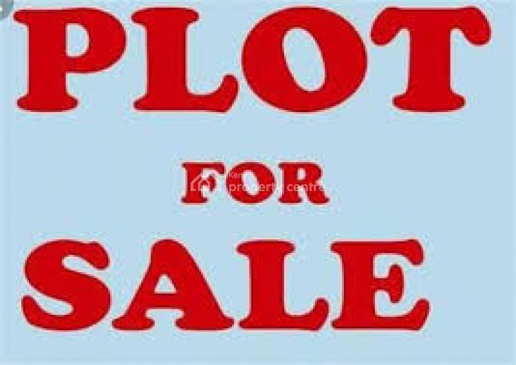 Commercial Plot, Along Keekorok Road, Nairobi Central, Nairobi, Commercial Land for Sale