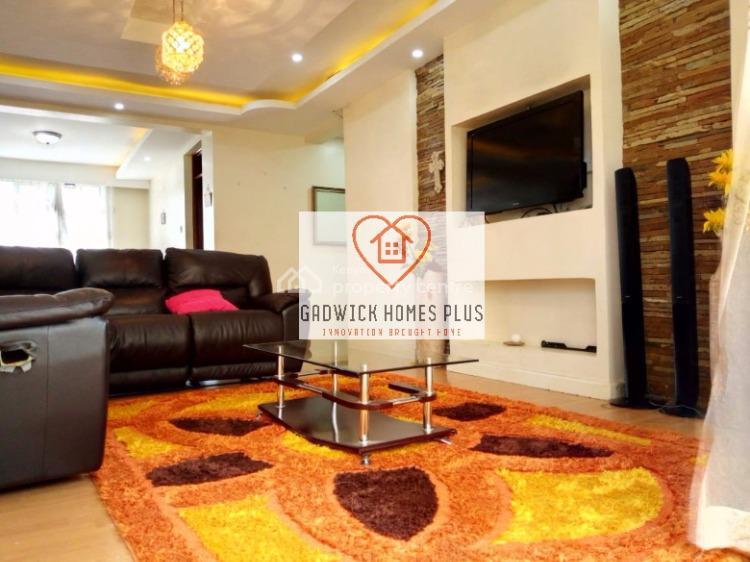3 Bedroom Fully Furnished Master En-suite Apartment, Kileleshwa, Nairobi, Flat for Sale