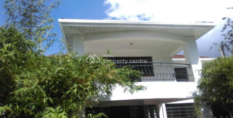 Jambo Valley :4 Bed Townhouse, on Grevillea Grove, Off Brookside, Westlands, Nairobi, Detached Duplex for Rent