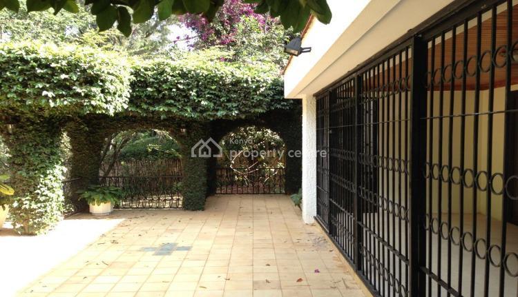 4 Bedroom Ambassadorial House, Muthaiga, Nairobi, House for Rent