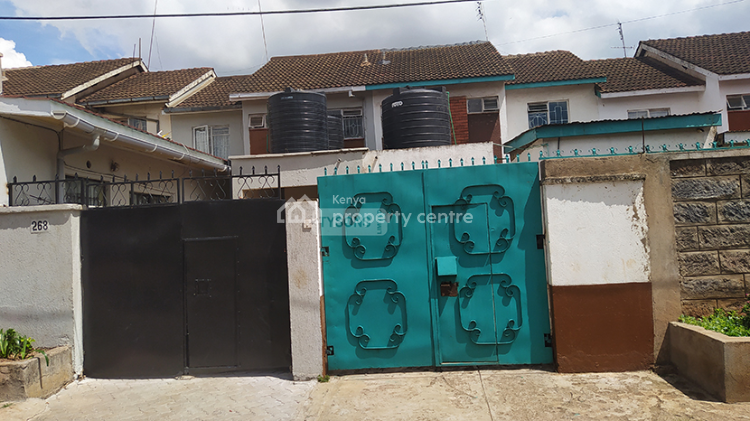 Langata Maisonette, Mugumo-ini (langata), Nairobi, Semi-detached Duplex for Rent