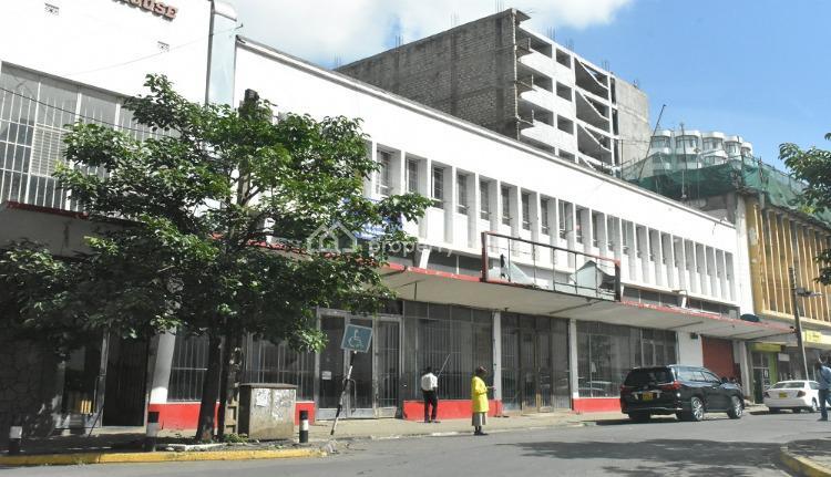 Comet House, Monrovia Street, Off Koinange Street, Ngara, Nairobi, Commercial Property for Rent