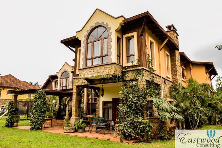 Kihingo Village: 4 Bedroom, Kitisuru, Nairobi, House for Sale