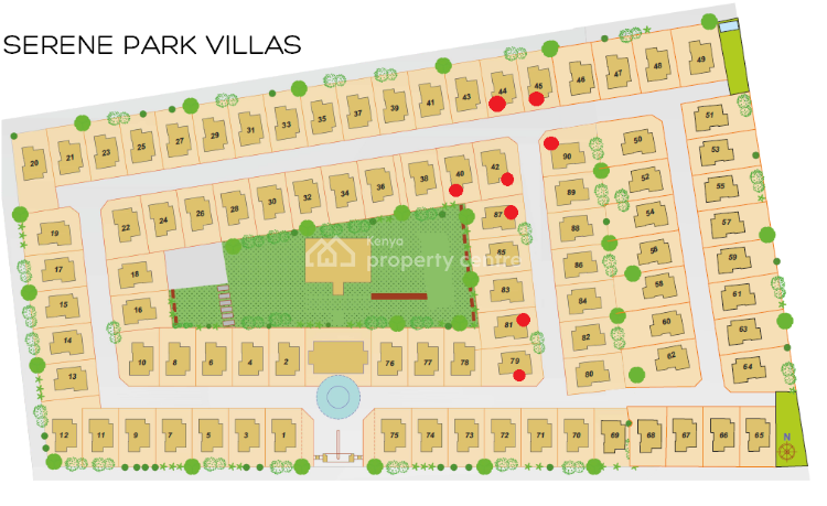 4 Bedroom Villas with Detached Dsq, Machakos Junction, Athi River, Machakos, House for Sale