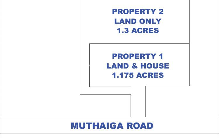1.3 Acres, Old Muthaiga, Muthaiga, Nairobi, Land for Sale