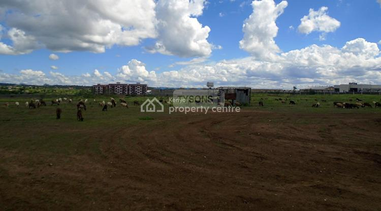 Athi River Plot, Mombasa Road,, Kathiani Central, Machakos, Commercial Land for Sale
