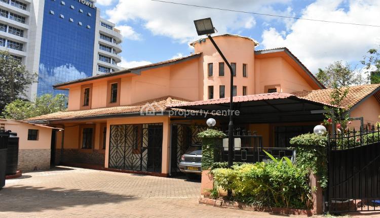Corner Villas: 5 Bed House, Brookside Drive, Westlands, Nairobi, Detached Duplex for Sale