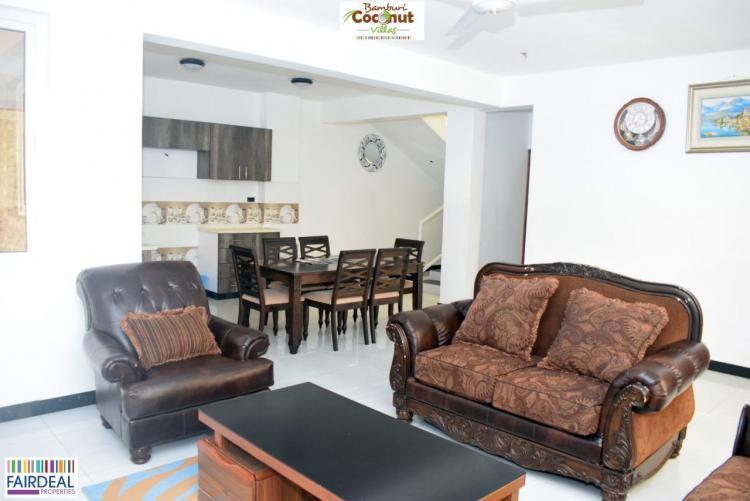 Built-up Area 4 Bedrooms (premium), Bamburi, Mombasa, House for Sale