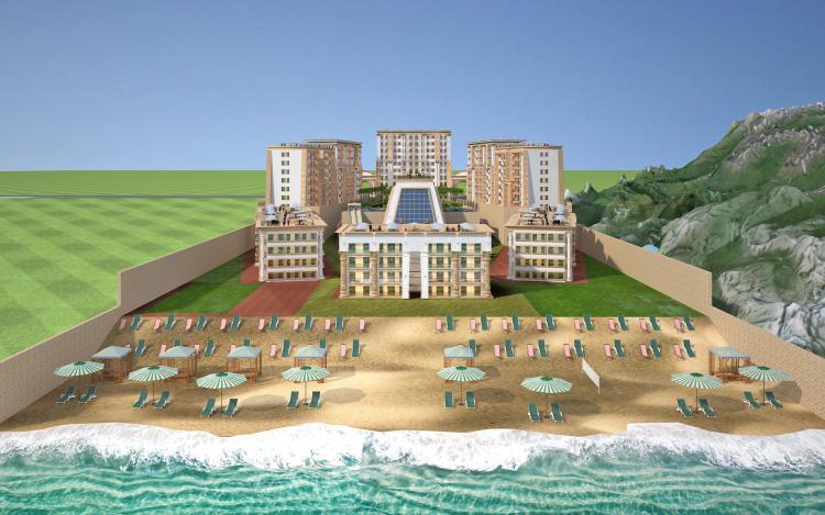 Built-up Area 1 Bedroom Apartment, Vipingo, Malindi Town, Kilifi, Flat for Sale