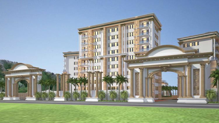 Built-up Area Bedrooms Apartment (1250 Sq. Ft), Vipingo, Malindi Town, Kilifi, Flat for Sale